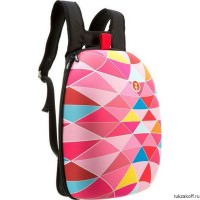 Рюкзак ZIPIT Shell Backpacks розовый