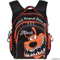 Рюкзак Grizzly Friend Orange RB-629-1