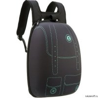 Рюкзак ZIPIT Shell Backpacks черный