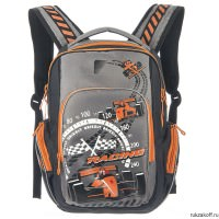 Рюкзак Grizzly Racing Orange RB-630-1