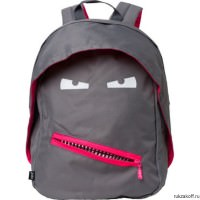Рюкзак ZIPIT Grillz Backpacks серый