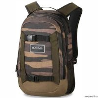 Мини-рюкзак Dakine Mission Mini 18L Field Camo