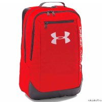 Рюкзак Under Armour Hustle Backpack LDWR Красный