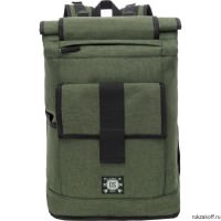Рюкзак Grizzly Valise Green Ru-702-2