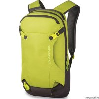 Рюкзак Dakine Heli Pack 12L DARK CITRON