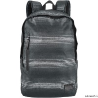 Рюкзак NIXON SMITH BACKPACK Black/Gray/Pop Stripe