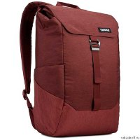 Рюкзак Thule Lithos Backpack 16L TLBP-113 DARK BURGUNDY