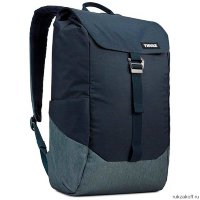 Рюкзак Thule Lithos Backpack 16L TLBP-113 Carbon Blue