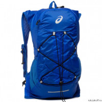 Рюкзак ASICS LIGHTWEIGHT RUNNING BACKPACK Синий/Серый