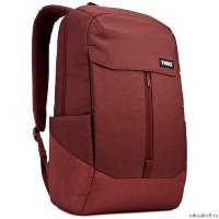 Рюкзак Thule Lithos Backpack 20L TLBP-116  Burgundy