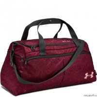 Сумка Under Armour Women Undeniable Duffel-M Бордовая