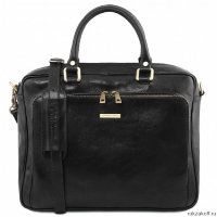 Портфель Tuscany Leather PISA Черный