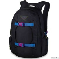 Женский рюкзак Dakine Womens Mission 25L Orp Black Ripstop