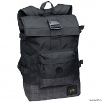 Рюкзак NIXON SWAMIS BACKPACK BLACK/BLACK WASH