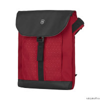 Сумка Victorinox Altmont Original Flapover Digital Bag Красная