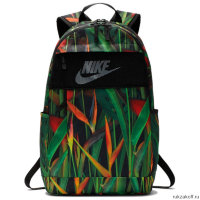 Рюкзак Nike Elemental Backpack 2.0 AOP Зелёный