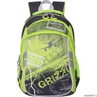 Рюкзак Grizzly Flight Light Green Rb-733-1