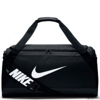 Сумка Nike Brasilia (Medium) Training Duffel Bag Чёрный