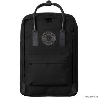 "Рюкзак Fjallraven Kanken No. 2 Laptop 15"" Чёрный"
