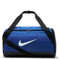 Сумка Nike Brasilia (Small) Training Duffel Bag Синяя