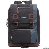 Рюкзак Grizzly Assistant Black Ru-619-2