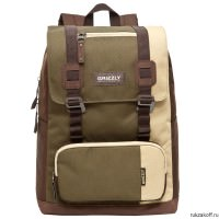 Рюкзак Grizzly Assistant Brown Ru-619-2