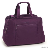 Сумка Hedgren HITC12 Inter-City Duffle Bag Stroll RFID Фиолетовая