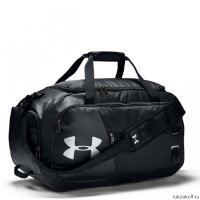 Сумка Under Armour Undeniable Duffel 4.0 MD Чёрный