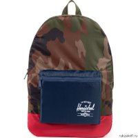 Рюкзак Herschel Packable Daypack Woodland Camo