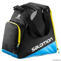 Сумка Salomon EXTEND GEARBAG BLACK/Process Blue/YE