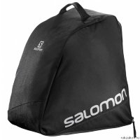 Сумка Salomon ORIGINAL BOOTBAG BLACK/LIGHT ONIX