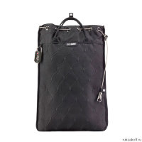 Сумка сейф Pacsafe Travelsafe 12L GII Чёрная