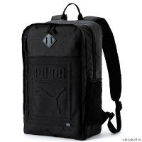 Рюкзак PUMA S Backpack Чёрный